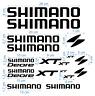 Shimano Stanzabziehbilder Aufkleber Fahrrad Autokollant Aufkleber Adesivi / 618