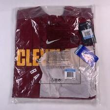 NIKE Cleveland Cavaliers Practice Performance T-Shirt Wine (Medium)
