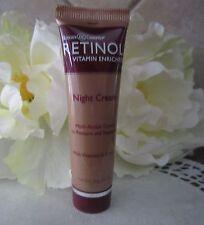 Nwob ~ Retinol Vitamin Enriched Night Cream .66 oz