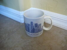 Starbucks Los Angeles 2010 18 oz Ceramic Cup