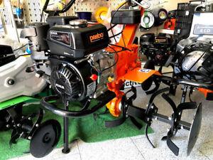 Motozappa Pasbo G83 a scoppio Lombardini benzina 4 tempi 4T fresa coltivatore