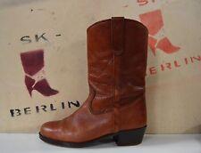Herren Winterstiefel Boots Stiefel Stiefeletten heel men 70er TRUE VINTAGE 70s