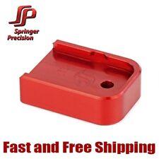 "Springer Precision +.25"" Magazine Extension Base Pad/Floor Plate for Glock 9/40"