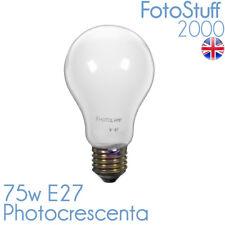 P3/3-ES 240 V 75 W E27 PF603E PHOTOCRESCENTA Agrandisseur Ampoule Lampe P3 3 ES PF603E