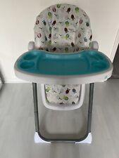 Unisex High Chair