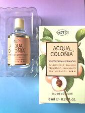 ACQUA COLONIA ★ Mini EdC 8ml ★ Aroma Seife Soap 100 g ★ AROMA SHOWER GEL 4711