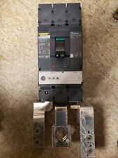 Square D 400 Amp Ljm 36400U31X Breaker