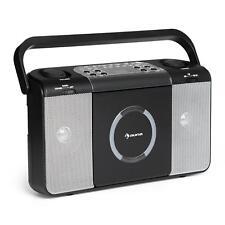 (Ricondizionato) Stereo Portatile Boombox Radio Ghettoblaster OUC Lettore CD MP3