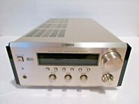 Yamaha Natural Sound Stereo Receiver RX-E400 Tested