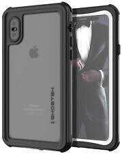 iPhone XS Case | Ghostek NAUTICAL Rugged Tough Shockproof Waterproof Cover