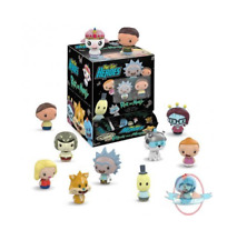 Pint Size Heroes Rick and Morty Mini Figure Case of 24 By Funko