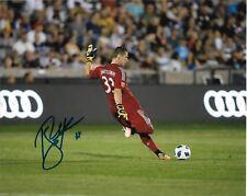 Minnesota United Bobby Shuttleworth Autographed Signed MLS 8x10 COA #7