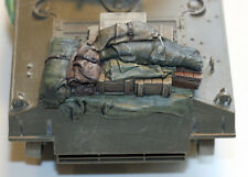 1/35 Scale Sherman Engine Deck Set #1 Value Gear Details - Resin Stowage
