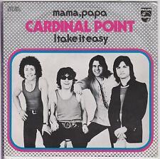 "CARDINAL POINT - Mama, Papa - 1972 Spanish 2-track 7"" vinyl single in pic.sleeve"