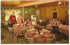 1950's DAGO MIKE'S ITALIAN RESTAURANT Tucson AZ Vintage Advertising Postcard