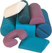 "Bolster Soft Contour:  Size: 8"" x 26"" for Massage Table"