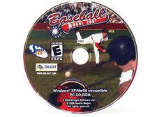 Baseball Mogul 2007 MLB - Windows 8 / 7 / Vista / XP / 95/98 Computer PC Game