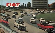 FIAT 1959/60  PROSPEKT 500 600 1100 1200 1500 1800 TOP