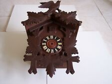 Black Forest Cuckoo Clock Large Empty Case for Parts or Repair