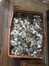 More details for bulk collection 1.5kg  1500g uk & mixed foreign  world coins, job lot amazing