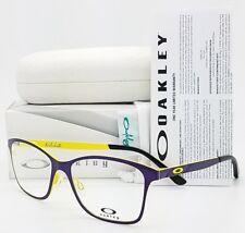 NEW Oakley Validate RX Prescription Frame Purple Yellow OX5097-0153 53mm 5097