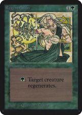 Regeneration - ALPHA Edition - Old School - MTG Magic