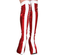 Wonder Woman Boot Tops Toppers Womens Adult Super Hero Cosplay Costume