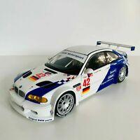 Minichamps 1/18 BMW M3 GTR Racing 2001 ELMS #42 Pauls Model Art - Dealer Edition