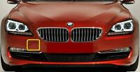 NEW GENUINE BMW 6 F12 F13 F06 (10-14) FRONT BUMPER TOW HOOK EYE COVER 7282909
