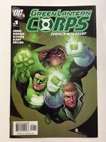 Green Lantern Corps Recharge DC 2005 Complete Se #1-5 DC Comics