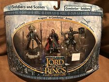 New Gondorian Soldiers Lord of the Rings Armies of Middle Earth LOTR AOME