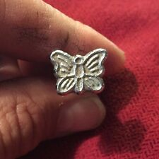Vintage Stamp Leather Butterfly Working Stamping Tool