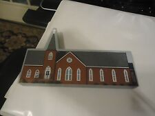 Cat's Meow Village Bedington United Methodist Church W.VA. 1988 signed