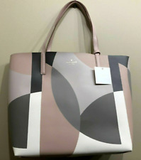 New Kate Spade New York Mya Arch Place Reversible Tote with Pouch