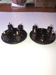 Lincoln Zephyr Continental Terminal Plates Ignition Parts 1936-48 Remanufactured