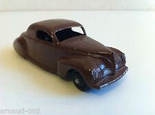 Dinky Toys - 39 C - Lincoln Zephyr Coupé