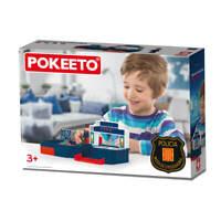 Pokeeto Comisaría Mossos d'Esquadra (Maletín) - Producto Oficial - Más 1 Figura