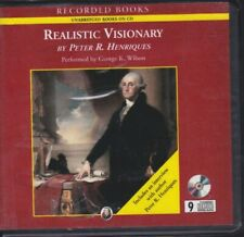 REALISTIC VISIONARY by PETER R. HENRIQUES ~UNABRIDGED AUDIOBOOK