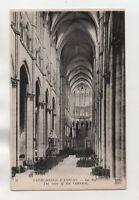 La cathédrale d'AMIENS - La nef   (A9707)