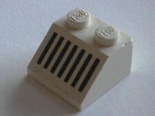 LEGO espace space white Slope Brick 3039p05 / Set 10020 6783 1621 6808 ...
