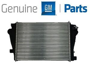 Genuine OEM GM Intercooler Turbocharger Air Cooler For ATS CTS Camaro 2.0 L4