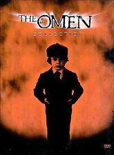 The Omen: The Complete Collection (DVD, 2000, 4-Disc Set)-18110-359-004