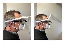 Medical Dental Loupes Face Shield