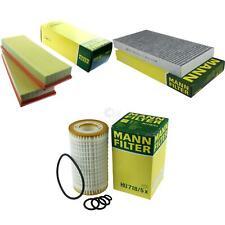 Mann-filter Set Mercedes-benz SLK R171 280 300 350 9734662