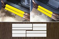 Lackschutzfolie transparent Einstiege Türen  VW Touran 3, ab 2015