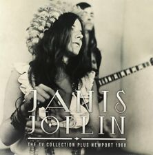 Janis Joplin, The TV Collection  Vinyl Record/LP *NEW*