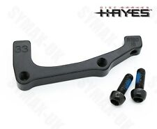 Hayes Post to IS Disc Brake Mount Bracket Adapter REAR, for use with 180mm Rotor