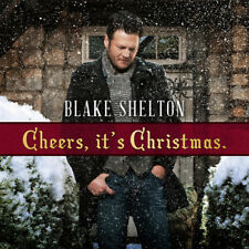 Blake Shelton - Cheers It's Christmas (2017 Edition) [New CD]