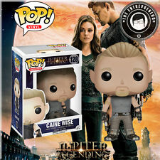 Funko POP Movies: Jupiter Ascending Caine Action Figure FAST FREE SHIPPING!