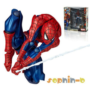 Deadpool Spider-Man No.002 Action Figure Yamaguchi Katsuhisa Revoltech Kaiyodo